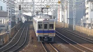 2018.3.15 南海電鉄 6300系 6306F  各停 なんば 今宮戎 南海電車 南海車両一覧