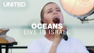 Oceans (Where Feet May Fail) - Hillsong UNITED - Live in Israel thumbnail