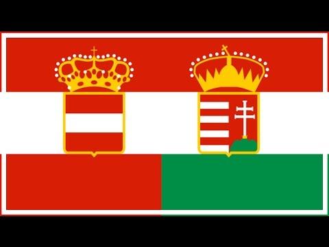 Historical Flag Maps Speedart #1 - Austria-Hungary