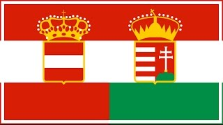 Historical Flag Maps Speedart #1 - Austria-Hungary