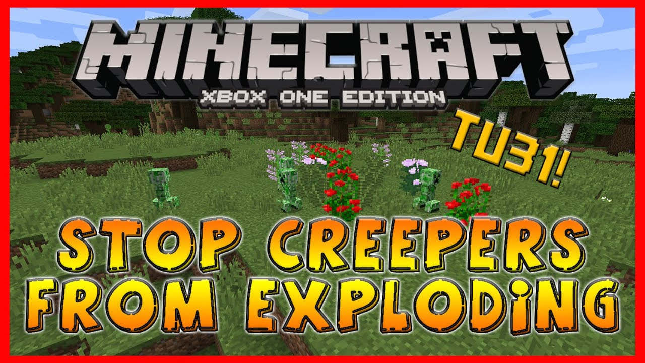how to make a charged creeper in minecraft xbox one