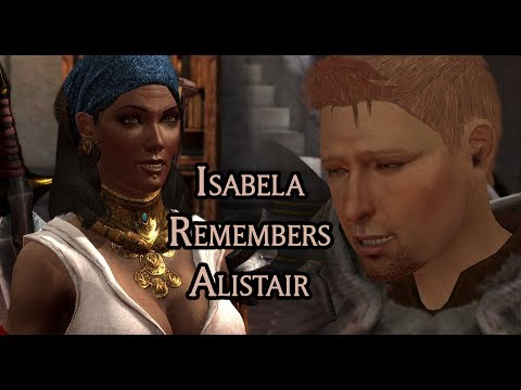 Dragon Age II | Isabella Remembers Alistair