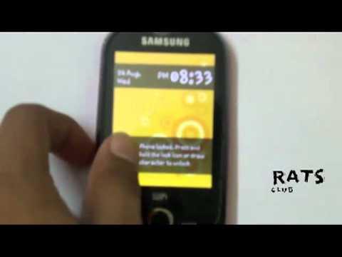 samsung gts 5653-w