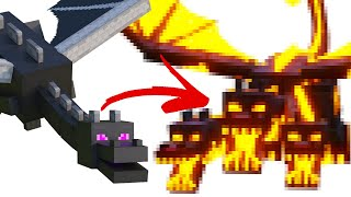 I Designed Custom Mine¢raft Bosses...