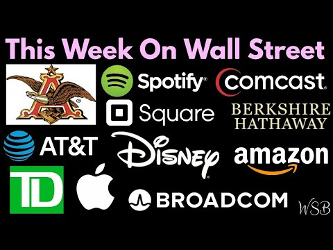 This Week On Wall Street #19 March 4, 2018