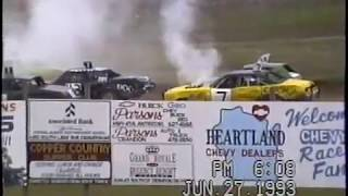 Good Ole Boys race Crandon WI spring 1993 SODA