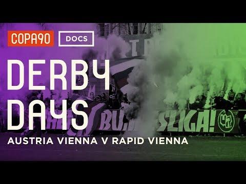 Clash of the Classes - Austria Vienna vs Rapid Vienna | DerbyDays