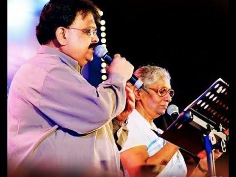 Kanne Pillavani Live | SPB & S Janaki | MSV Felicitation | SJ MuSiQ
