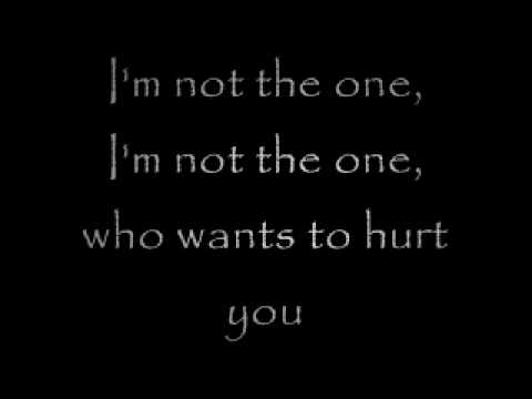 I'm Not the one - 3OH!3 w/ lyrics