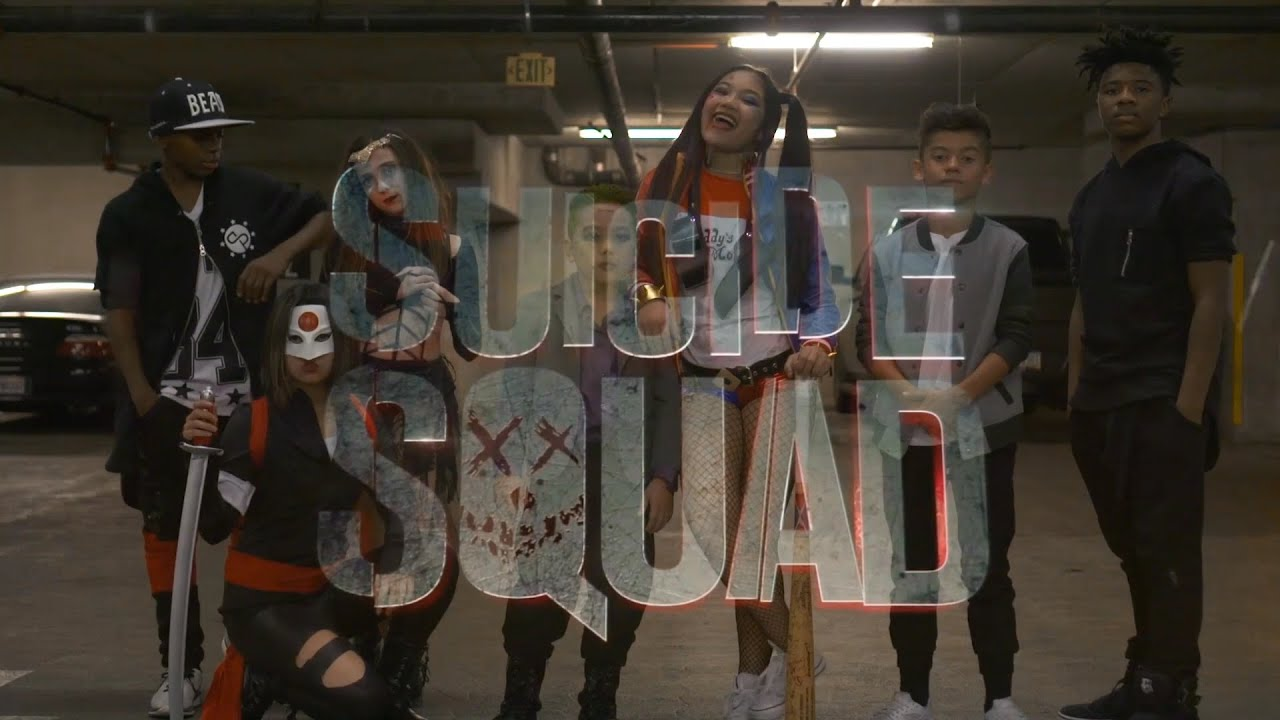 Suicide Squad 2/3