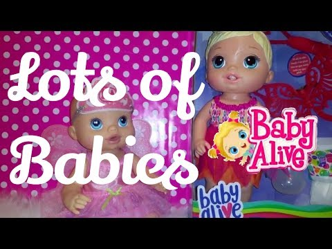 We Adopted 7⃣  Babies from the (Baby Alive) ⭕rphanage
