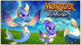 Monster Legends - Getting Raane 100% (No Hack)