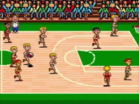 Pc-Engine -USA Pro Basketball .flv