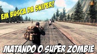 Infestation - Em Busca Da Sniper - Matando o Super Zombie!