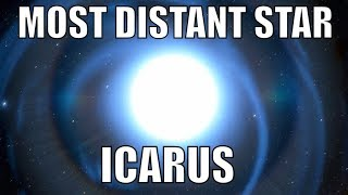 We Just Saw a Star Called ICARUS 9 Billion Light Years Away