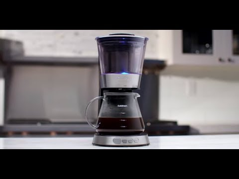 Cuisinart DCB-10 Automatic Cold Brew Coffeemaker Review