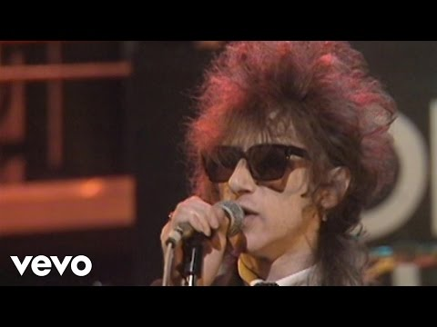 John Cooper Clarke - Post-War Glamour Girl (Old Grey Whistle Test 1981)