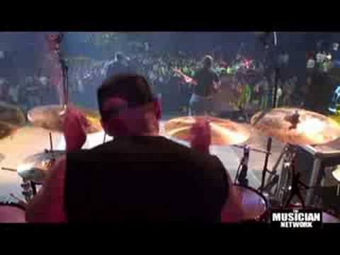 Lester Estelle Jr Drum Solo - PILLAR - LIVE on STAGE - TMNtv