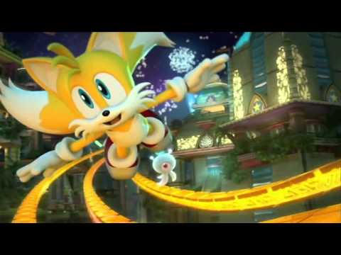 Sonic Colors  Reach for the Stars HD