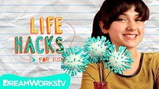 Cute Q-Tip Hacks | LIFE HACKS FOR KIDS