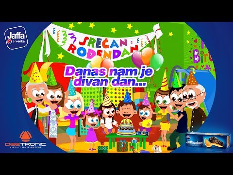 Danas nam je Divan Dan (Srecan Rodjendan ZA DECAKE) - Happy Birthday To You (BOYS)