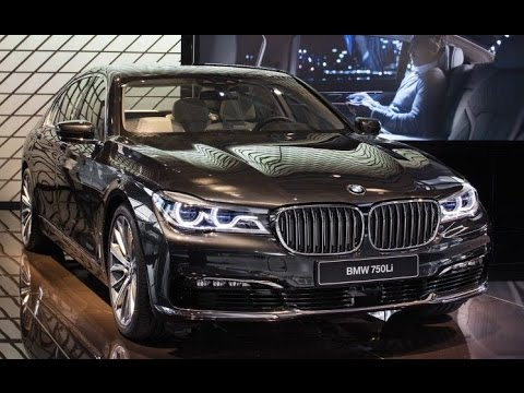 2017 bmw 740li bmw 7 series youtube. Black Bedroom Furniture Sets. Home Design Ideas