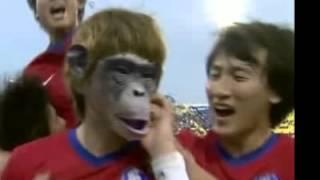 奇誠庸 기성용 私は猿