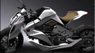 2012 izh motorcycle concept