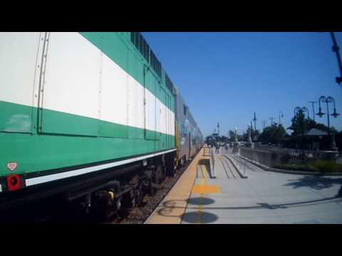 Action at Orange Metrolink Station Part 3