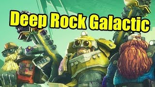 Checking Out: Deep Rock Galactic
