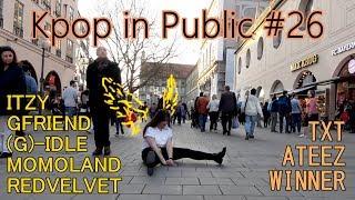 Kpop in Public#26 (TXT,ATEEZ, Momoland,Winner,RedVelvet,(G)-Idle,GFRIEND)