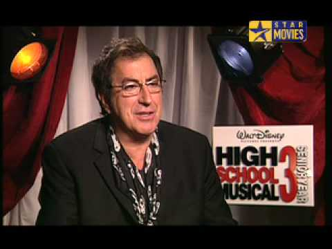 Star Movies VIP Access: High School Musical 3- Kenny Ortega