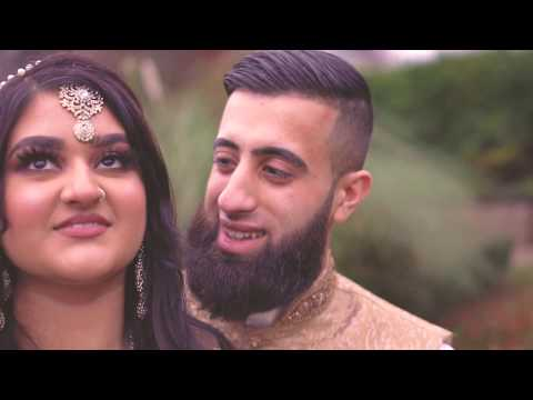 Nikkah Wedding Highlight Nottingham