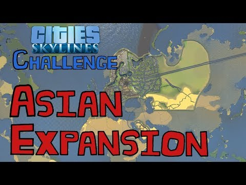 Cities: Skylines S5 Ep5 Asian Expansion