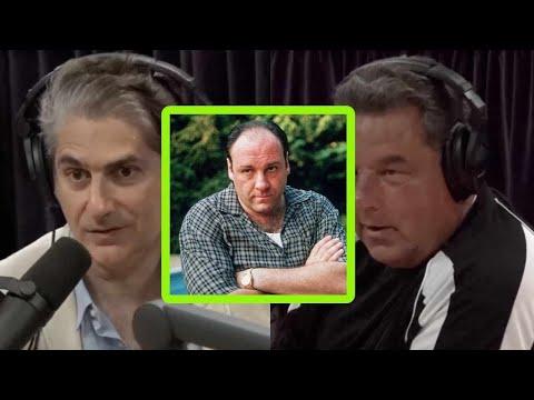 Steve Schirripa and Michael Imperioli Remember James Gandolfini