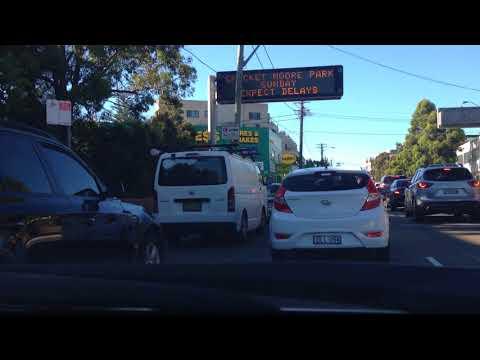 Driving at Sydney 1