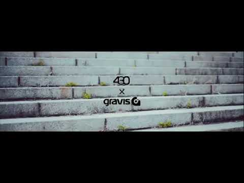 5b17222b83 430 x GRAVIS CARDIFF 430SP - YouTube