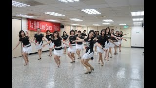 Latin Lover line dance