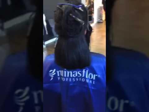 Nell Carmo Hair Stylist: Transformação da Bia Tantão com corte