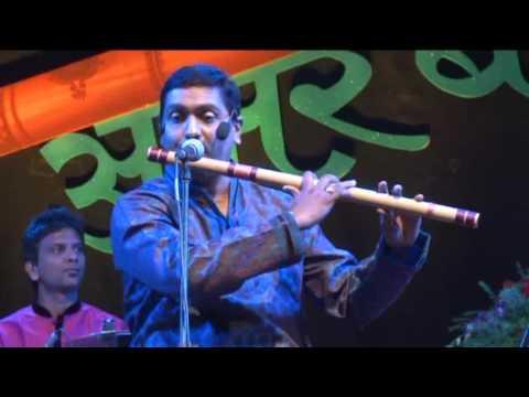 Amar Bansi 100th Program - Raag: Des - Amar Oak