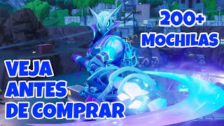 NEW SKIN LUMINOS FORTNITE & 200 + BACKPACKS! BEST SKIN OF FORTNITE? | SKIN COMBOS FORTNITE SEASON 8