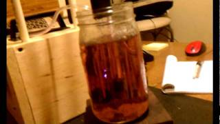 Colloidal Gold made 8-5-2011