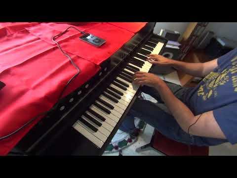 El Gran Combo - Gotas de lluvia - Piano - Ale Marquis