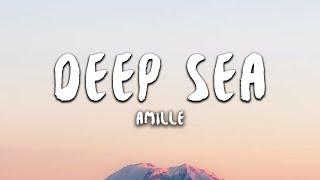 Amille - Deep Sea (Lyrics)
