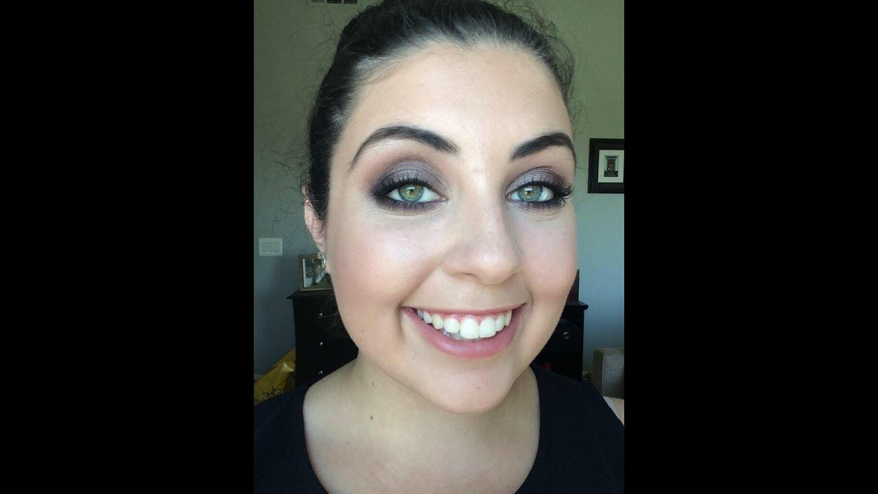 Youtube Eye Makeup Tutorial: Wearable Smokey Eye
