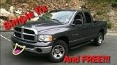 2013 Dodge Pickup Ram 1500 - No Start - Just Clicks - YouTube