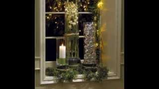 видео Украшаем окна к Новому году