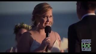 Smasher's Hollywood Hookup - Amy Schumer Vows