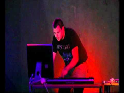 Bones - Live DJ Set (Metal/Industrial/Dubstep)
