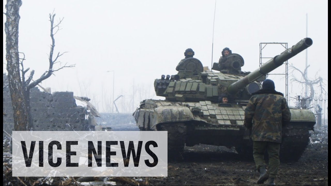 The Ruins of Donetsk Airport: Russian Roulette (Dispatch 95)
